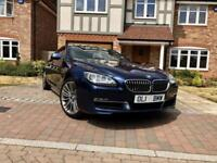 BMW 640 3.0 TD Gran Coupe Auto - FULLY LOADED NEW SHAPE 6 SERIES