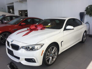 2017 BMW 440i Xdrive Coupe (2 door) Lease Takeover