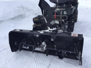 BERCO 54 INCH SNOWBLOWER FOR ATV OR SIDE X SIDE