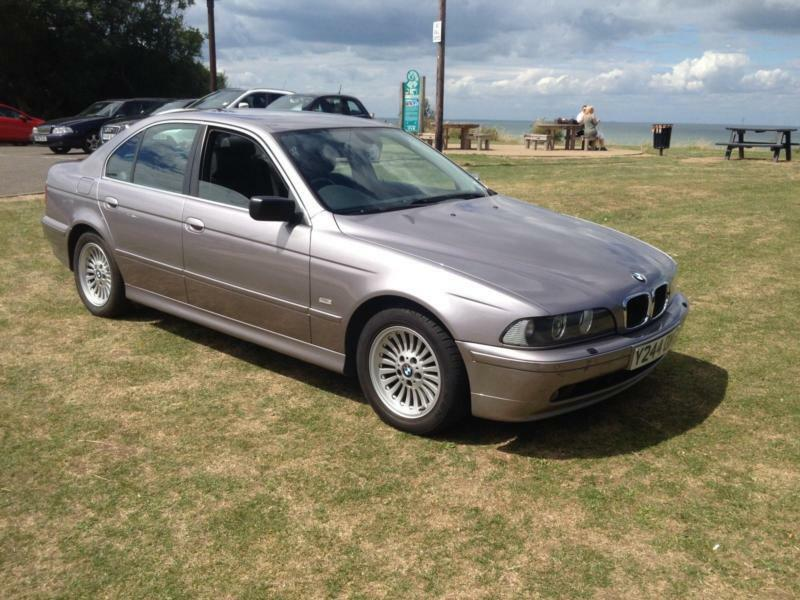 BMW 530 3.0i auto 2001MY i SE