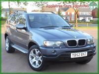 2002 (52) BMW X5 3.0i Sport Automatic