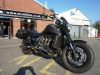 Triumph Rocket 111 Roadster Custom n 2010/10reg Customer Exhaust 8483miles
