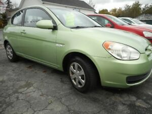 2007 Hyundai Accent tax included Hatchback