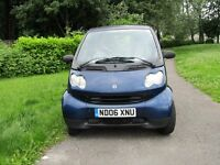 Smart ForTwo CABRIO TRUESTYLE (black) 2006