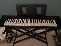 Yamaha digital piano NP-12.