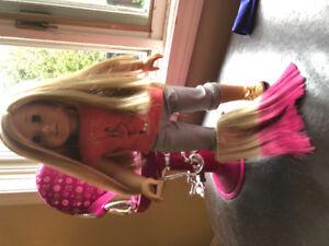 American girl doll Isabel!!