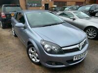 2007 Vauxhall Astra 1.4 SXI 3d 90 BHP Hatchback Petrol Manual
