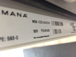 Almost New, Amana Dishwasher For Sale