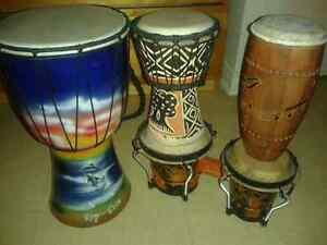 Tamtam bongo djembe