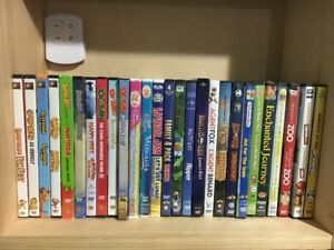 Variety of Kids movies.. suitable for all ages