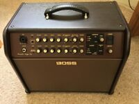Boss Acoustic Singer Pro 120watt guitar/vocal amp
