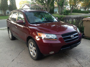 Want to Trade 2007 Hundai Santa Fe, 7-Pass, AWD, Fully Loaded
