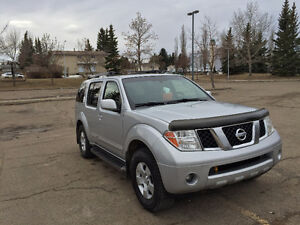2007 Nissan Pathfinder SUV, Crossover (Great Condition)