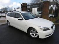 2010 59 BMW 5 SERIES 3.0 530D AC TOURING 5D 232 BHP DIESEL EX POLICE CAR FSH