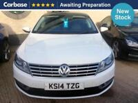 2014 VOLKSWAGEN CC 2.0 TDI BlueMotion Tech GT 4dr DSG Coupe