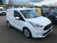 2018 Ford Transit Connect 1.5 200 LIMITED TDCI 120 BHP AUTOMATIC 7500 MILES WITH