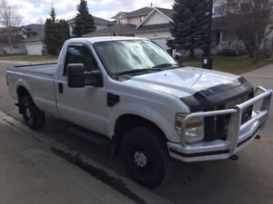 2008 Ford F-250 SUPERDUTY 5.4L 4X4 Pickup Truck