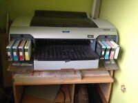 Epsom 4000 pro printer