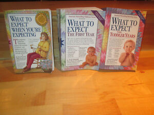 Make an offer - set of 3 what to expect books
