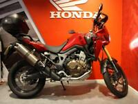 HONDA CRF1000L AFRICA TWIN ABS CRF1000AHE (17MY)