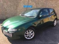 2003 Alfa Romeo 156 1.8 T.Spark Lusso 4dr