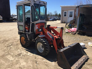 Kubota R310 Mini Wheel Loader