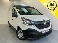 2020 Renault Trafic Lh30 Business Energy Lwb Hr Diesel 1 Owner Euro 6 Combi Van