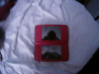 Nintendo DSI and Ds with games (