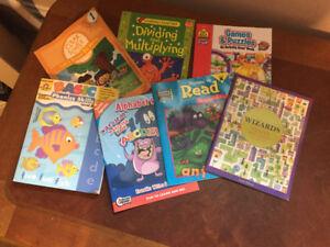 Children's Teaching books