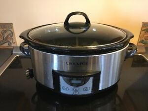 Mijoteuse / Crockpot 6.5 litres