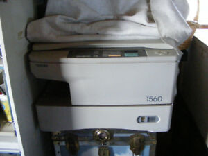 *FREE* Toshiba 1560 photo copier
