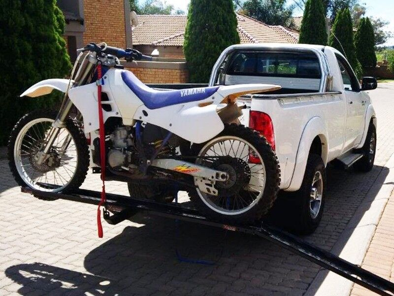 X RAMPS The Ultimate Bike Carrier