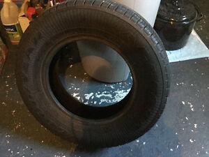 pneu idéal pour trailler