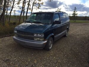 Affordable All Wheel Drive Astro Van