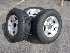 "18"" Ford SuperDuty Takeoff's"