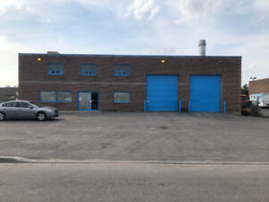 Industrial / Commercial Space Available