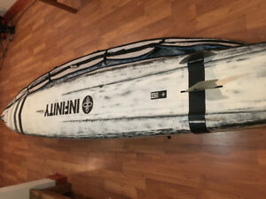 Stand up paddle 2017 infinity blackfish SUP 14x25