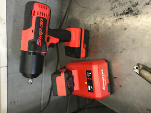 Impact 18volt snap on