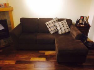 Geodie Sofa Chaise in great condition