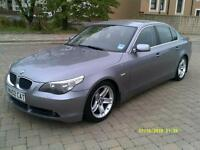 BMW 525 2.5TD d SE DIESEL FINANCE AVAILABLE