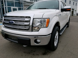 2013 F150 Lariat SuperCrew
