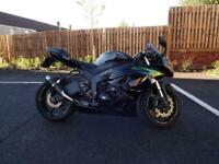 2010 Kawasaki ZX6r - Nationwide Delivery Available (including Ireland)