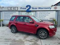 2014 Land Rover Freelander 2 2.2 SD4 DYNAMIC 5d 190 BHP (FREE 2 YEAR WARRANTY) E