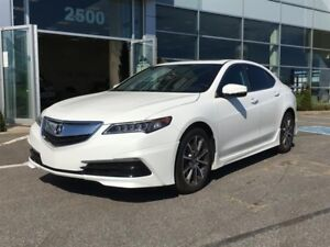 Acura TLX 4dr Sdn SH-AWD V6 JUPE AILERONS WOW!! 2017