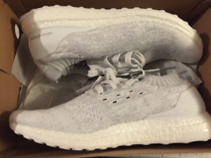DS Adidas Ultra Boost Uncaged sz 9.5