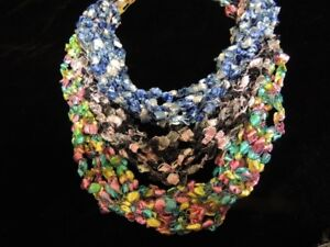 Beautiful crocheted necklaces - New