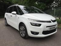 Citroen C4 Grand Picasso Blue 2.0 hdi Exclusive automatic Eat6 DIESEL 2015/15