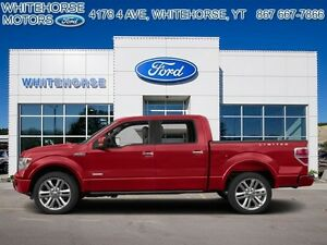 2013 Ford F-150 Limited   - Sunroof -  Navigation -  Leather Sea