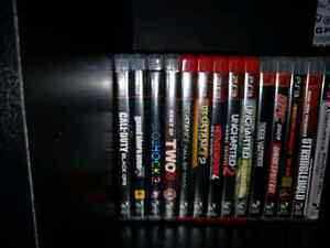 Ps3 games 10$ each good condition