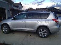 2010 TOYOTA RAV4 LIMITED AWD 4cyl